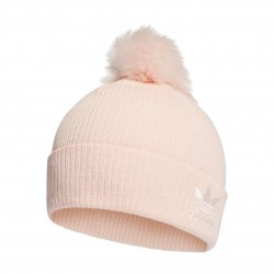 Adidas Originals Faux Fur Pompom Sapka (Rózsaszín) GD4761