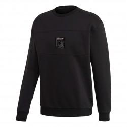 Adidas Originals SPRT Icon Crew Férfi Pulóver (Fekete-Fehér) GD5816