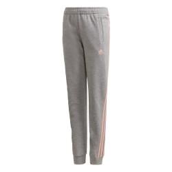 Adidas 3 Stripes Pants Lány Gyerek Nadrág (Szürke-Barack) GE0948