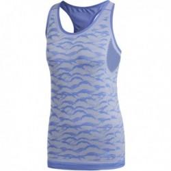 Adidas Ultra Primeknit Parley Tank Top Női Trikó (Kék) CF5138