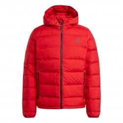 Adidas Helionic Hooded Jacket Férfi Kabát (Piros) BS2982