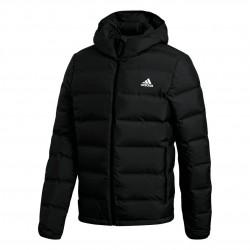 Adidas Helionic Ho Jacket Férfi Kabát (Fekete-Fehér) BQ2001