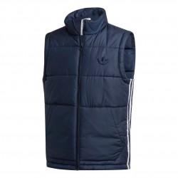 Adidas Originals Padded Puffer Vest Férfi Mellény (Kék-Fehér) GE1297
