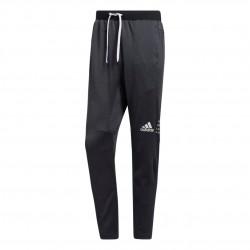 Adidas Performance City Fleece Pants Férfi Nadrág (Fekete-Fehér) GC8208