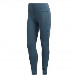 Adidas Alphaskin Heat.RDY 7/8 Női Futó Nadrág (Kék) GH8508