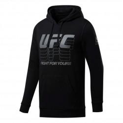 Reebok UFC FG Hoodie Férfi Pulóver (Fekete) FJ5161