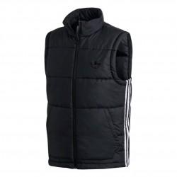 Adidas Originals Padded Puffer Vest Férfi Mellény (Fekete-Fehér) GE1296