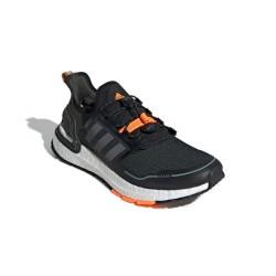 Adidas UltraBOOST Cold.RDY Férfi Téli Futó Cipő (Fekete-Narancs) EG9798