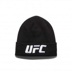 Reebok UFC Logo Beanie Férfi Sapka (Fekete-Fehér) EI0814