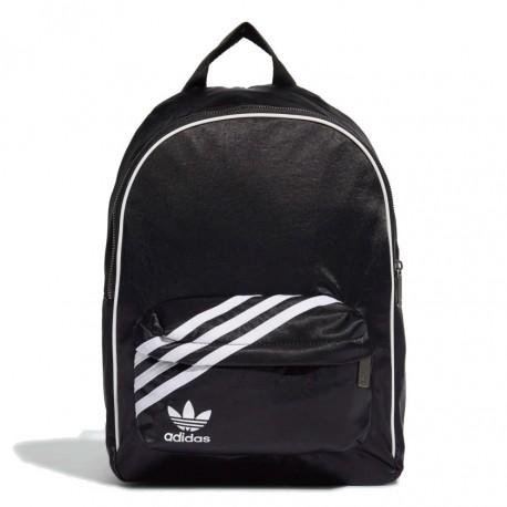 Adidas Originals Nylon W BP Női Hátizsák (Fekete-Fehér) GD1641