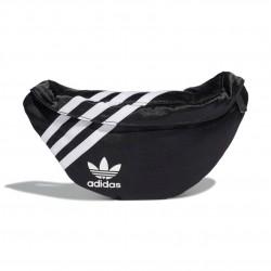 Adidas Originals Waist Bag Nylon Női Övtáska (Fekete-Fehér) GD1649