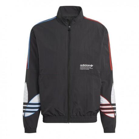 Adidas Originals TRICOL TT Férfi Melegítő Felső (Fekete) GN3582