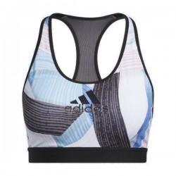 Adidas Don't Rust Nini Sum Training Női Sportmelltartó (Fekete-Színes mintás) GL4363
