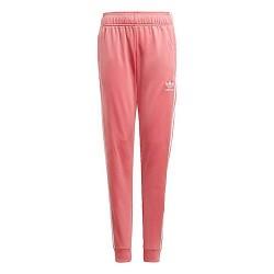 Adidas Originals Adicolor SST TRACK PANTS Lány Melegítő Nadrág (Rózsaszín-Fehér) GN8456
