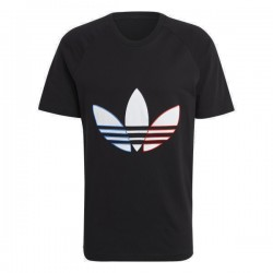 Adidas Originals Tricolor Tee Férfi Póló (Fekete) GQ8919