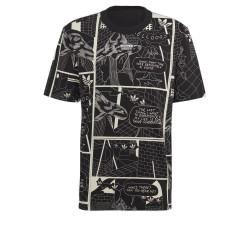 Adidas Originals GRAPHIC TEE Férfi Póló (Fekete-Fehér) GN3346