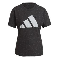 Adidas Sportswear Winner Női Póló (Fekete) GP9632