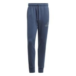 Adidas Sportswear Graphic Joggers Férfi Nadrág (Kék-Fehér) GL5669