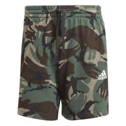 Adidas Essential Camouflage Férfi Rövidnadrág (Terepszínű) GK9621