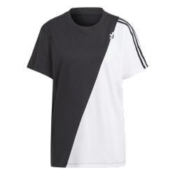 Adidas Originals Loose Tee Női Póló (Fekete-Fehér) H38871