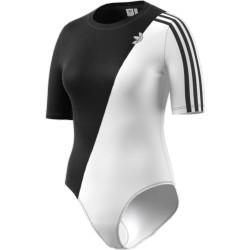 Adidas Originals Trefoil Női Body (Fekete-Fehér) H38873