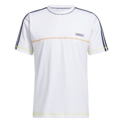 Adidas Originals Contrast Stitch Tee Férfi Póló (Fehér) GN3885