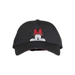 Adidas Originals Minnie Baseball Uniszex Gyerek Sapka (Fekete-Piros-Fehér) GN3227