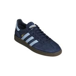 Adidas Originals Handball Spezial Férfi Cipő (Kék-Fehér-Barna) BD7633
