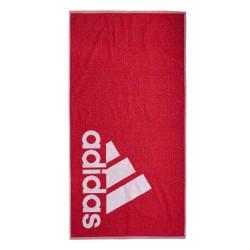 Adidas Towel Small Törölköző (Piros-Fehér) GM5822