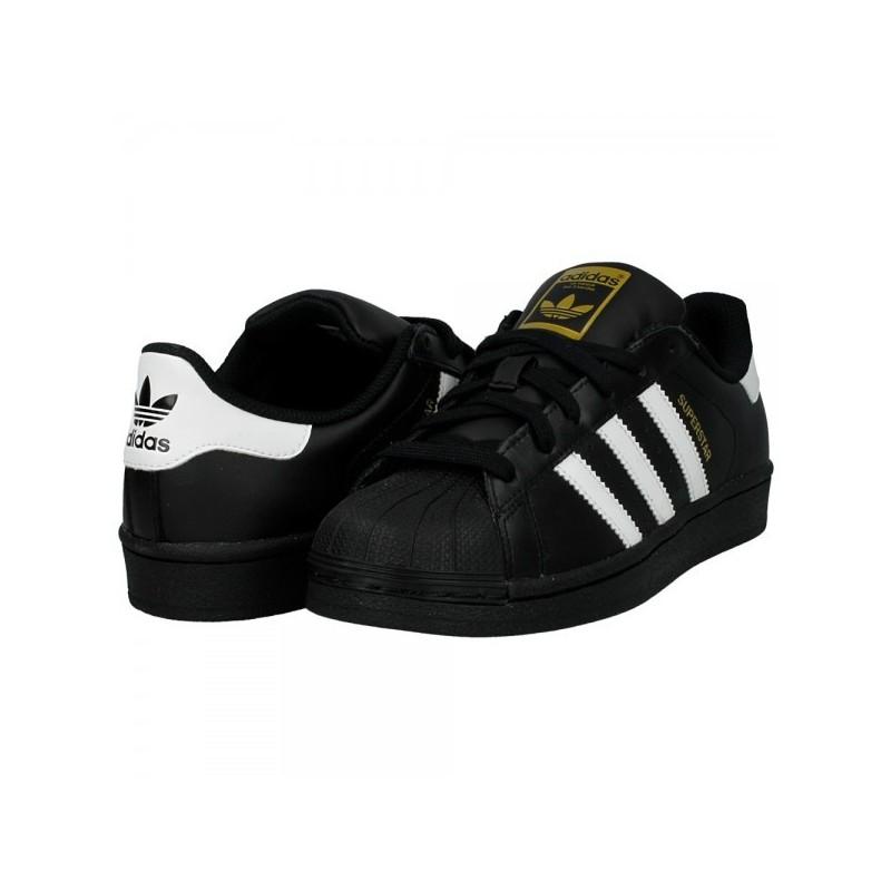 Adidas Originals Superstar Foundation Utcai Cipő (Fekete