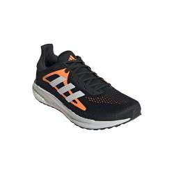 Adidas Solar Glide 3M Férfi Futó Cipő (Fekete-Narancs-Szürke) FY0365