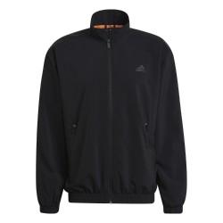 Adidas Sportswear Woven 3-Stripes Track Top Férfi Traning Felső (Fekete) GP2649