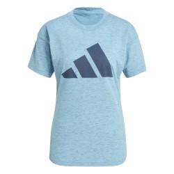 Adidas Sportswear Winners 2.0 Tee Női Póló (Kék) GP9634