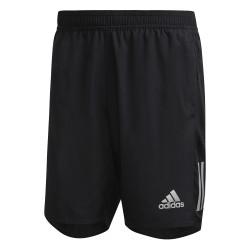 Adidas OwnTheRun Férfi Short (Fekete-Fehér) FS9807