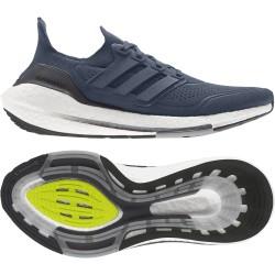 Adidas Ultraboost 21 Férfi Cipő (Kék) FY0350