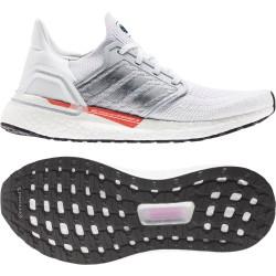 Adidas Ultraboost 20 NASA Női Cipő (Fehér-Ezüst) FX7992