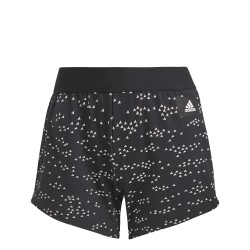 Adidas Badge of Sport Allover-Print Női Short (Fekete) GL6495