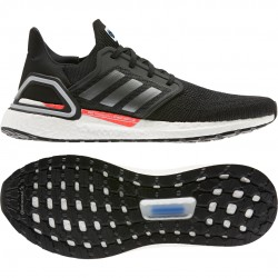Adidas UltraBoost 20 Férfi Futócipő (Fekete) FX7979