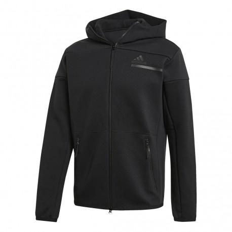 Adidas Originals Z.N.E FullZip Férfi Felső (Fekete) GM6531
