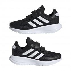 Adidas Tensaur Run C Uniszex Gyerek Cipő (Fekete-Fehér) EG4146