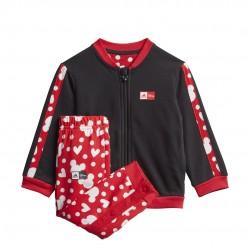 Adidas Minnie Mouse Bébi Melegítő Együttes (Fekete-Piros) GM6937