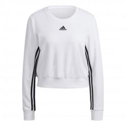 Adidas Essentials Cut Női Rövidített Felső (Fehér) GL1407