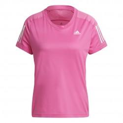Adidas Own The Run Női Futó Póló (Pink) GJ9986