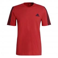 Adidas Essentials Férfi Póló (Piros) GK9526