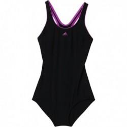 Adidas Shapewear Swimpsuit Női Úszó Dress (Fekete) AB7051