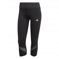 Adidas Own The Run 3/4-es Női Nadrág (Fekete) FS9833