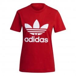 Adidas Originals Adicolor Classic Női Póló (Piros-Fehér) GN2902