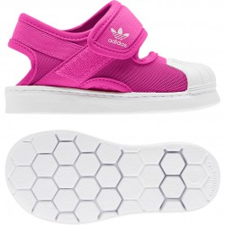 Adidas Originals Superstar 360 Bébi Szandál (Pink-Fehér) EG5712
