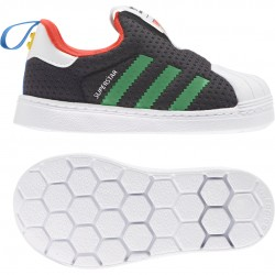 Adidas Originals Superstar 360 LEGO® Bébi Cipő (Fekete) FX4924