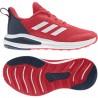 Adidas FortaRun K Unisex Gyerek Cipő (Piros-Kék) FY1337